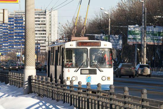 за Подольский троллейбус!»