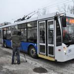 Троллейбус ТРОЛЗА-5265 «МЕГАПОЛИС»